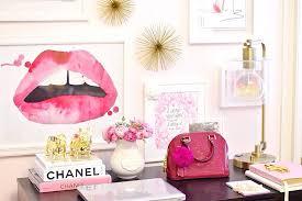 office desk decor. Office Desk Decor Pink Room Cute