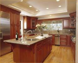 kitchen wall colors with cherry cabinets. Dark Cherry Cabinets Kitchen Wall Colors With In Amazing Home Design Planning R