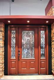 decorative glass for entry doors arbor grove collection stained fiberglass entry door with decorative glass and decorative glass for entry doors