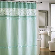 awesome hookless shower curtain grey