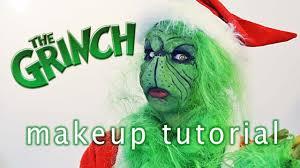 the grinch makeup tutorial w linus mauritz