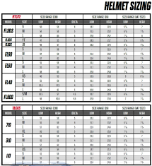 Bauer Hockey Gloves Size Chart Hockey Helmet Sizing Chart Bike City Warehouse