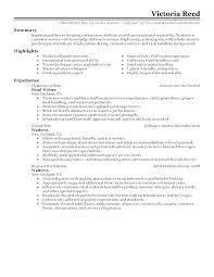 Waitressing Resume Waitress Bartender Resume Skinalluremedspa Com