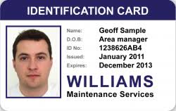 Identification Photo - Pelmac Cards Inc Industries