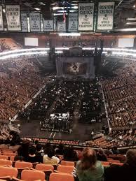 concerts at td garden. TD Garden, Section BAL 308, Home Of Boston Bruins, Celtics, Blazers Concerts At Td Garden