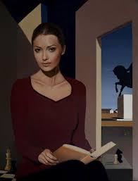 Alexander SHUBIN ✿ Part.3 | Catherine La Rose ~ The Poet of Painting
