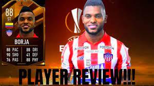 88 LIBERTADORES BORJA REVIEW I 88 ST BORJA PLAYER REVIEW FIFA 20 I FIFA 20  Ultimate TEAM - YouTube
