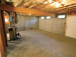 basement remodeling michigan. Photo 3 Of 10 A Cleaned Out Basement In Sterling Heights, Shown Before Remodeling Has Begun (marvelous Michigan