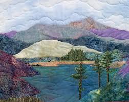Art Landscape Quilt Patterns | 206 on the lake | Books Worth ... & Art Adamdwight.com