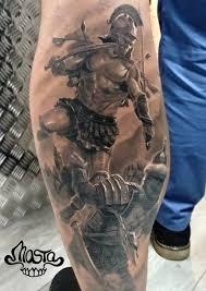 Tattoo Tatuaz Blacktattoo Blackandgrey Tattoowar Tattoosparta