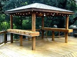 chandelier gazebo outdoor chandeliers for fascinating battery operated