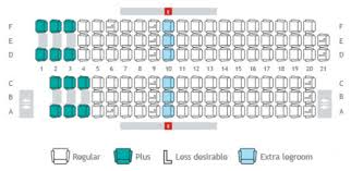 Westjet 737 Seating Chart What The L Lessons On Less Desirable Westjet Seats