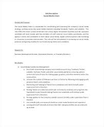 Bookkeepers Job Description Assistant Bookkeeper Intern Template ...
