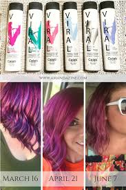 Celeb Viral Color Shampoo This Stuff Is Amazing Makeup Is