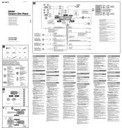 cdx ca705m wiring diagram cdx discover your wiring diagram sony cdxhs70ms marine stereo manual