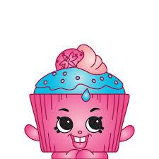 Shopkins 2 052 Cupcake Chic A Rare Shopkin