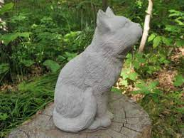 statues lawn ornaments cement 9 star