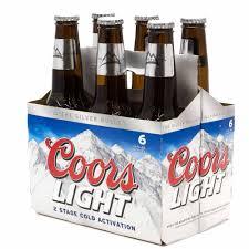 Miller Light Six Pack 6 Pack Of Coors Light Price Pogot Bietthunghiduong Co