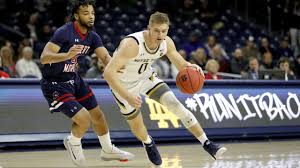 Notre Dame Basketball Depth Chart Brey Notre Dame Can Be Tourney Team Irish Sports Daily