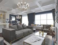 Дизайн интерьера жилого пространства Дипломный проект от Гили Маркус Симонян Дизайн квартиры american dream