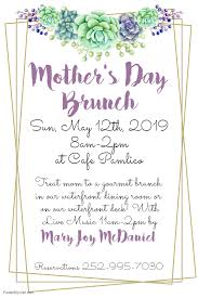 Mother S Day Menu Template Copy Of Copy Of Mothers Day Menu Template Made With