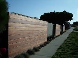Magnificent Modern Fence Ideas Comfortable Modern Wooden Fence | Fence Ideas  | Pinterest