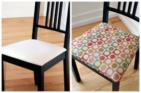 seat cushions for dining chairs brilliant elegant best of room with how to inside 6