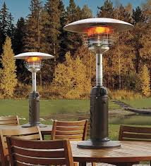 china table top portable patio heater