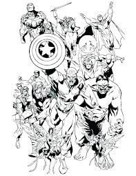 Avengers Coloring Pages Free Avenger Coloring Pages Free Page