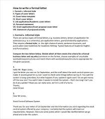 Application Letter Formats Format Of Job Application Letter Pdf Formal Download Courtnews Info
