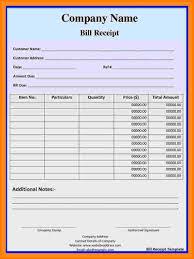 hotel bill 8 simple hotel bill format sample travel bill