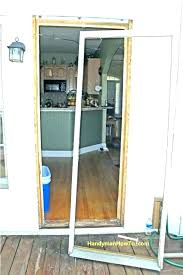 door frame replacement. Replace Door Frame Replacing A Front Replacement Repair Unitastc.com