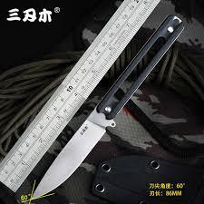 <b>Sanrenmu S731</b> feste klinge messer 8Cr14Mov klinge кемпинг на ...