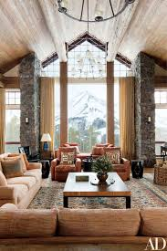 Rustic Living Rooms