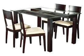glass top dining tables with wood base square glass dining table glass top dining tables with
