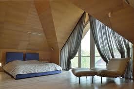 Big luxury attic room ideas