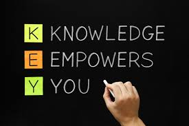 why stepping out of your comfort zone is key to success author knowledge empowers you acronym
