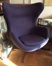 arne jacobsen style egg chair dk gray on li smithtown 11787 arne jacobsen style alpha shell egg