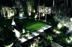 outdoor yard lights solar dusk to dawn post