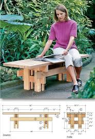 japanese furniture plans. japanese garden bench plans outdoor furniture and projects woodarchivistcom l
