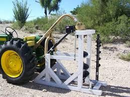 best garden tractor. Garden Tractor Post Hole Digger 10 Best Stand Images On Pinterest