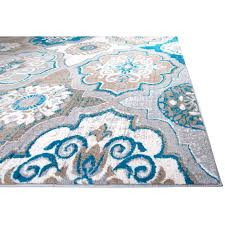 red white blue area rug medium size of startling brown and blue area rugs modest ideas