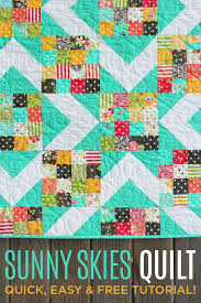 473 best Quilting Tutorials images on Pinterest | Cutting tables ... & This quilt is so much easier than it looks!! FREE Video Tutorial and tons Adamdwight.com