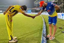प्वाइंट टेबल में हैदराबाद सबसे नीचे चल रही है। csk vs srh, live match upates. X2wej8czwa5y1m