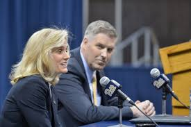 Heather Lyke Appointed Athletic Director | Pittwire | University Of ...