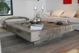 Low Square Coffee Table Wooden | Coffee Tables Decoration Within Large Low  Oak Coffee Tables (
