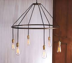 chandeliers chandelier with edison bulb chandeliers round orb