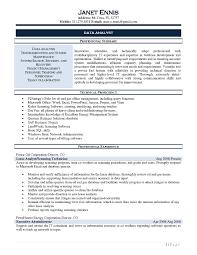 Sql Data Analyst Resume Free Resume Templates
