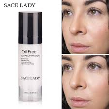 sace lady face makeup primer oil free professional base make up matte foundation primer15ml brand pores moisturizer cosmetic spf 30 bb cream review from