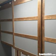 sliding cabinet doors. Easy DIY Sliding Doors For Cabinets Cabinet